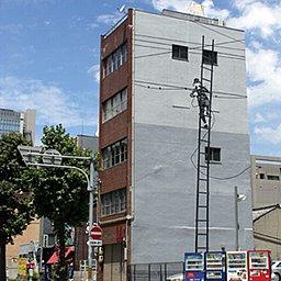 あいちトリエンナーレ:長者町壁画