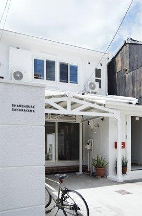 シェアハウス桜山・外観