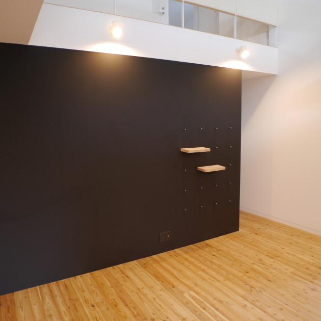D-FLATには欠かせない黒板。P1000948