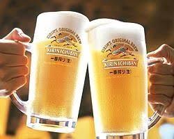 喫茶・松右衛門でビールが飲める!